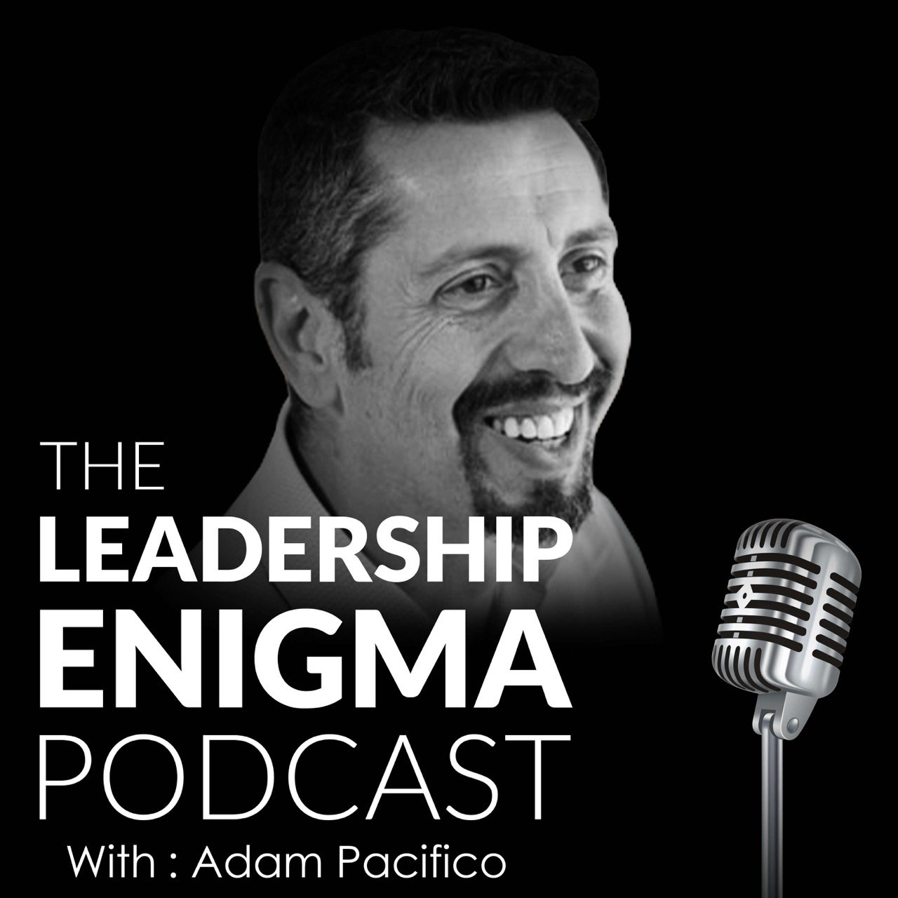 Listen to us on The Leadership Enigma podcast with Adam Pacifico