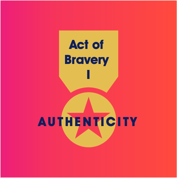 Acts of Bravery – Part 1