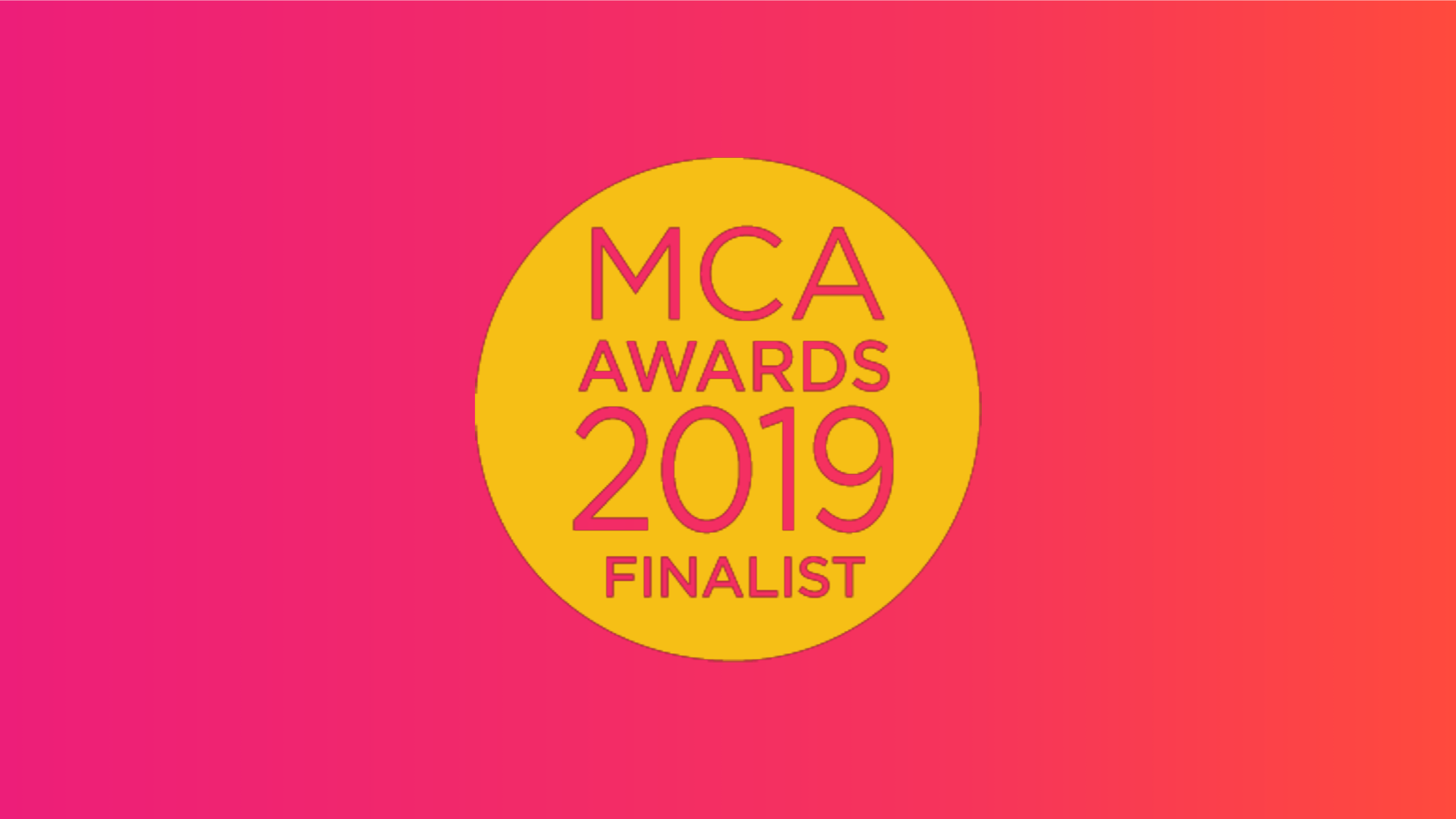 Achieve Breakthrough announced as finalist for 2019 MCA Consultancy Awards for work with EDF Energy